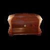 English Casket shaped Tea Caddy_01